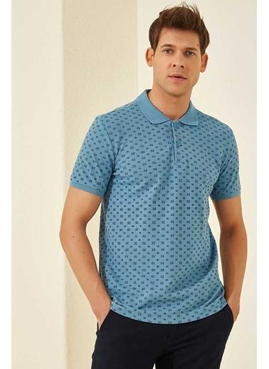 Tommy Life Tişört Mavi
